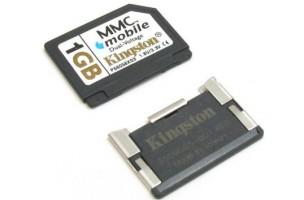 THẺ NHỚ MMC 1GB