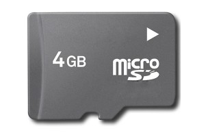 THẺ NHỚ MICRO 4GB