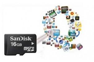 THẺ NHỚ MICRO 16GB