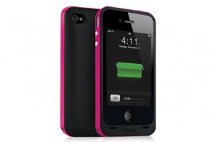 MOPHIE JUICE PACK PLUS  IPHONE4, 4S 2000mAh 2in1 ( Ốp lưng&Pin sạc dự phòng)