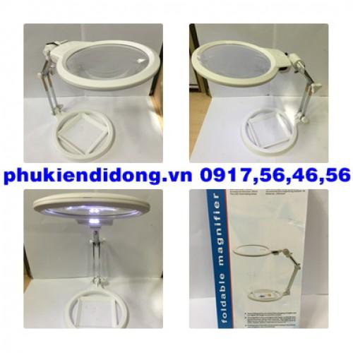 Đèn bàn led kính lúp & kính lúp tròng tiêu điểm